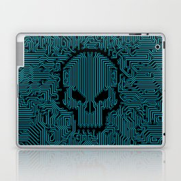 Bad Circuit Laptop & iPad Skin