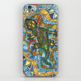 Lizard Island iPhone Skin