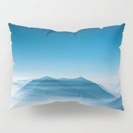 Blue Mountains (Color) Pillow Sham