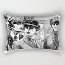 TheBeatles Rectangular Pillow