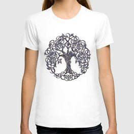 Tree of Life Silver T-shirt