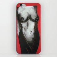 erotic iPhone & iPod Skins featuring Erotic by Monika Iatrou