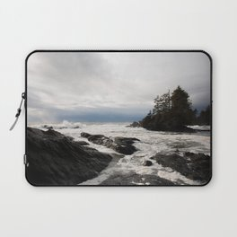 Stormy Island Laptop Sleeve