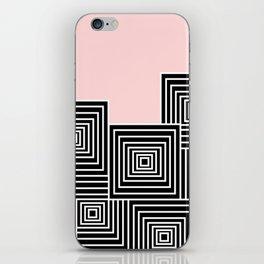 Pink Zone iPhone Skin