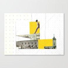 Rehabit 5 Canvas Print