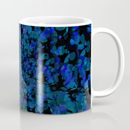 Freezy Winter Forest Night Coffee Mug