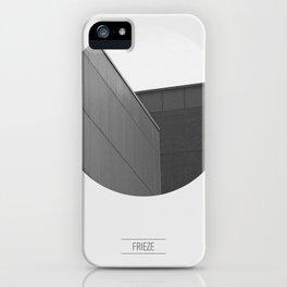 FRIEZE iPhone Case