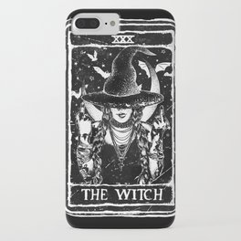 The Witch Tarot iPhone Case
