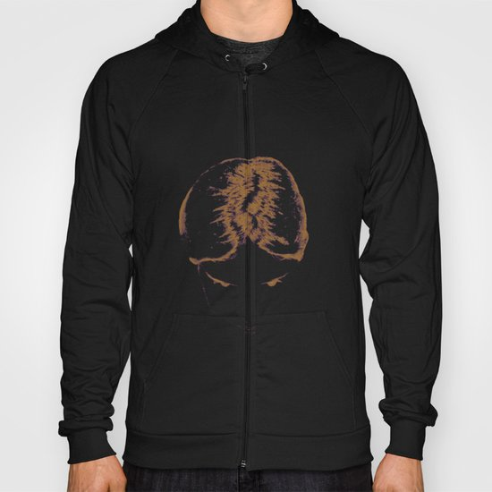 Abstract Face 5 Hoody