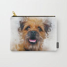 Border Terrier Carry-All Pouch