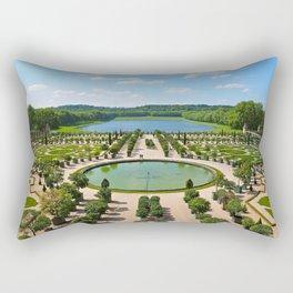 The Orangerie at Versailles Rectangular Pillow