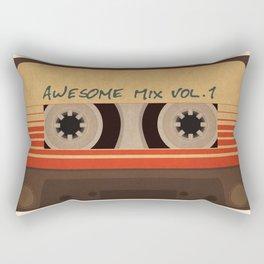 Awesome Mix Vol 1 Rectangular Pillow