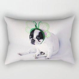Chillaxing Rectangular Pillow