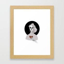 Holding Onto You Framed Art Print