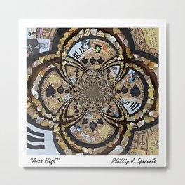 """""""Acea High"""" Digital Metal Print"""
