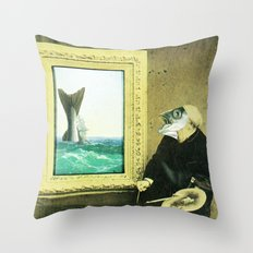 Butje, Butje in de See... Throw Pillow