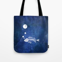 Fishing Future Tote Bag