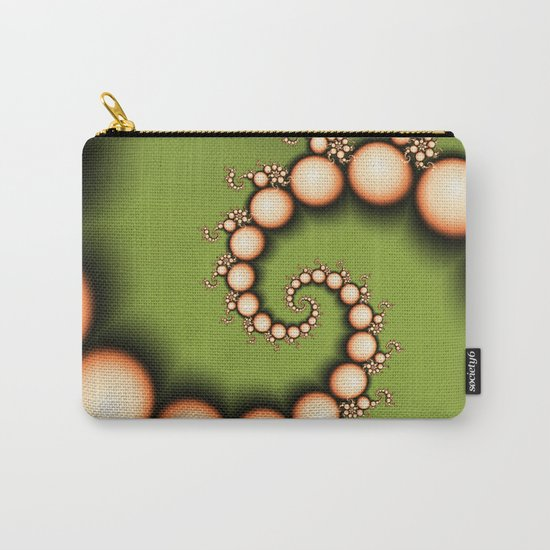 Fractal For Chris Carry-All Pouch