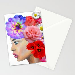 Your mind is a garden Stationery Cards