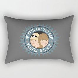 you're invited, You're Invited, YOU'RE INVITED! Rectangular Pillow