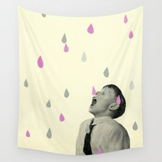 Taste the Rain Wall Tapestry
