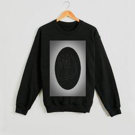 Arits/Jordan E. Brooks/We can all be Queens and Kings Crewneck Sweatshirt