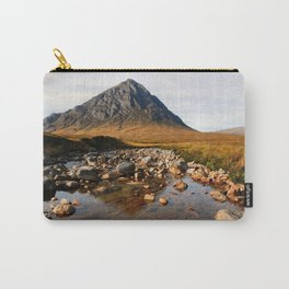 Buchaille Etive Mor Mountan Glencoe Scotland Carry-All Pouch