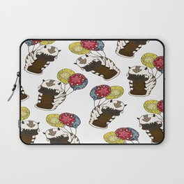 Appa tied to Balloons Laptop Sleeve