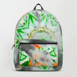 Sculpture and nature ... Backpack