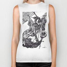 Destroyer of Worlds Biker Tank
