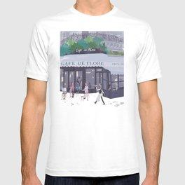 Cafe de flore T-shirt