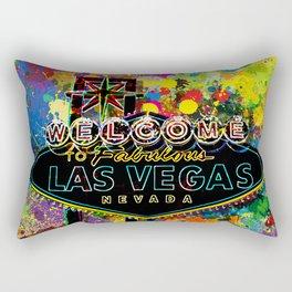 Welcome to Las Vegas Rectangular Pillow