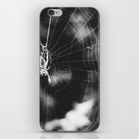 tangled iPhone & iPod Skins featuring Tangled by Christine Hall