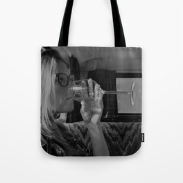 Women and wine Tote Bag