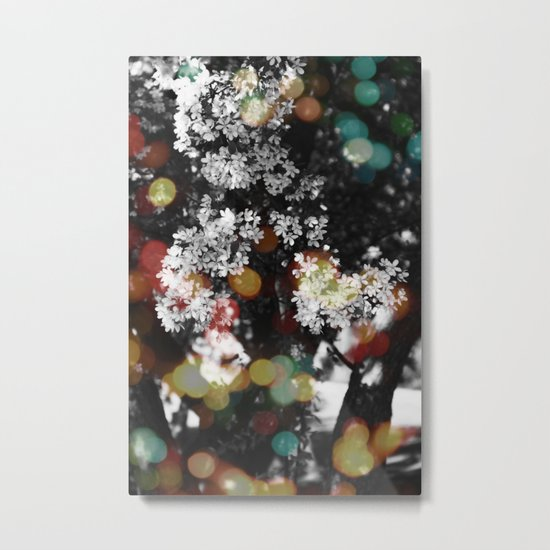 Spring Flower Boquet Metal Print
