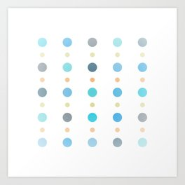Geometry #1 Art Print
