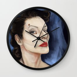 Little Darlings Wall Clock