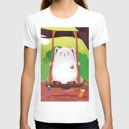 The Eyez - Fat Rabbit T-shirt