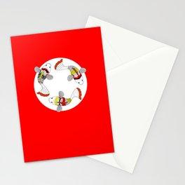 Koi / Japanese fish  Stationery Cards