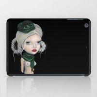 orphan black iPad Cases featuring The Orphan by Nataliette