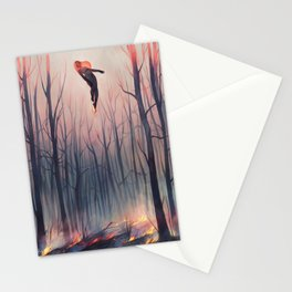 smoulder Stationery Cards