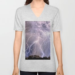 Over The Top Unisex V-Neck