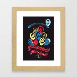 ED BANGER REC. Framed Art Print