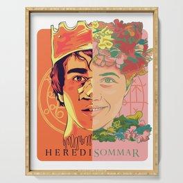 Heredi-Sommar Serving Tray