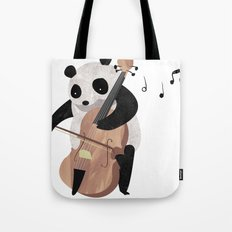 Mr. Paws Tote Bag