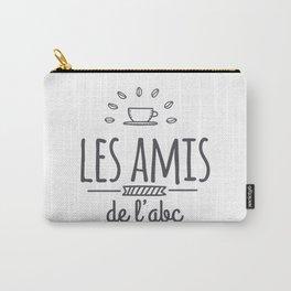 Les Amis de L'ABC Carry-All Pouch