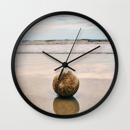 Odd Ball Wall Clock