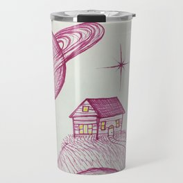 Planetary Escape Travel Mug