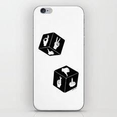 Current Mood iPhone & iPod Skin