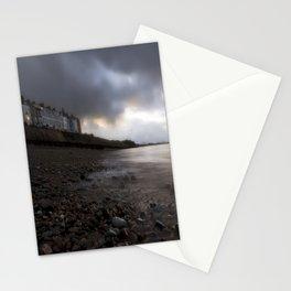 Criccieth beach Stationery Cards